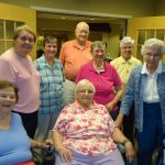 Russ's visit to Grey Nuns of the Sacred Heart