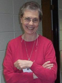 Sr. Barbara Harrington, GNSH,Vocation Ministry Coordinator